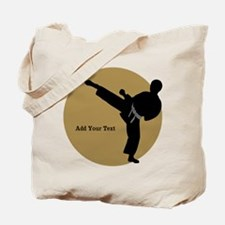 Karate Boy Tote Bag