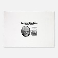 Sanders: Education 5'x7'Area Rug
