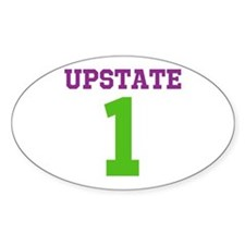 UPSTATE #1 Decal