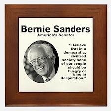 Sanders: Civilized Framed Tile