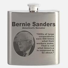 Sanders: CEOs Flask