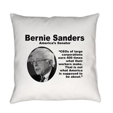 Sanders: CEOs Everyday Pillow
