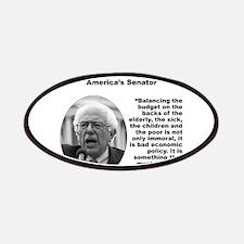 Sanders: Budget Patch