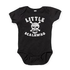Little Scalawag Baby Bodysuit