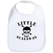 Little Scalawag Bib