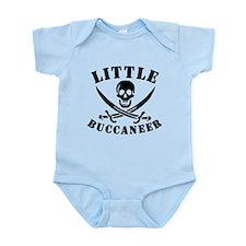 Little Buccaneer Body Suit