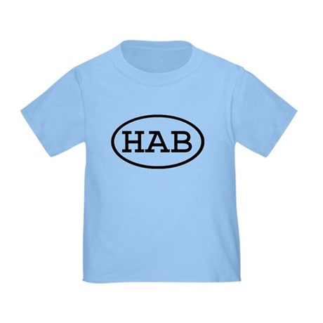 HAB Oval Toddler T-Shirt