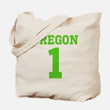 OREGON #1 Tote Bag