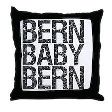 Bern Baby Bern Throw Pillow