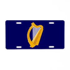 Flag_President_of_Ireland Aluminum License Plate