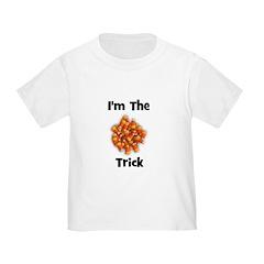 I'm The Trick (candy corn) T