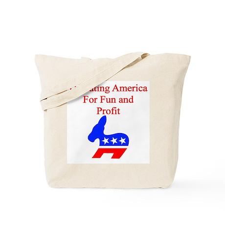Fun and Profit Tote Bag