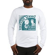 Fountain Service Long Sleeve T-Shirt