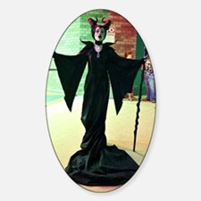 Maleficent Cosplay Decal