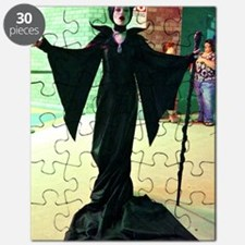 Maleficent Cosplay Puzzle