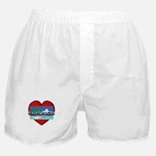Survivor Love Boxer Shorts