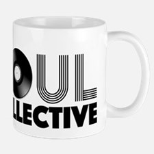 The Soul Collective (Black) Mugs