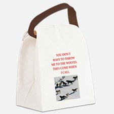thrpwn to the wolves Canvas Lunch Bag