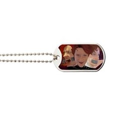 Cute Mr. scary Dog Tags