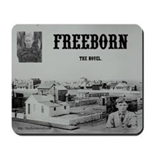 Freeborn Mousepad