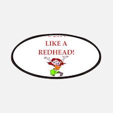 redhead Patch