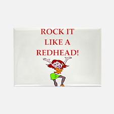 redhead Magnets