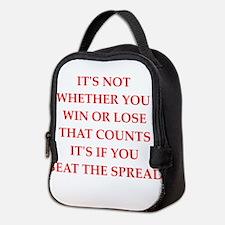 betting Neoprene Lunch Bag