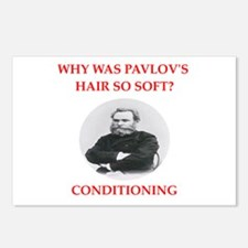 pavlov Postcards (Package of 8)