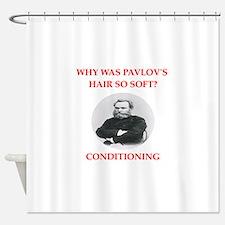pavlov Shower Curtain