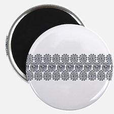 Wide Diamond Bracelet Magnets