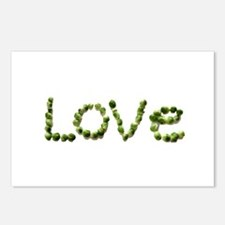 Love In Brussel Sprout Al Postcards (Package of 8)