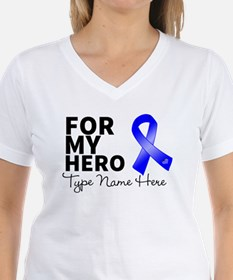 Cute Personalized colon cancer Shirt