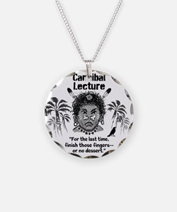 Cannibal Lecture Necklace