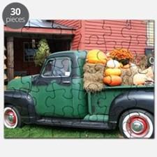 Antique Truck Puzzle
