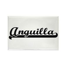 Anguilla Classic Retro Design Magnets