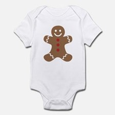 Gingerbread Man Body Suit