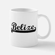 Belize Classic Retro Design Mugs