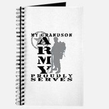 Grandson Proudly Serves 2 - ARMY Journal