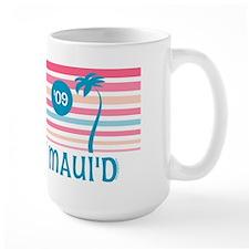 Stripe Just Maui'd '09 Mug