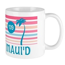 Stripe Just Maui'd '09 Mug