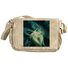 Water In Motion Messenger Bag