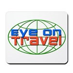 Eye On Travel Mousepad