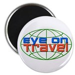 Eye On Travel Magnet