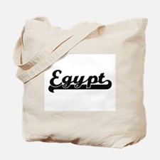 Egypt Classic Retro Design Tote Bag
