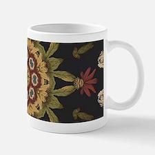 hipster vintage floral mandala Mugs