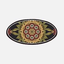 hipster vintage floral mandala Patch