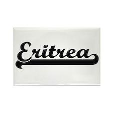 Eritrea Classic Retro Design Magnets