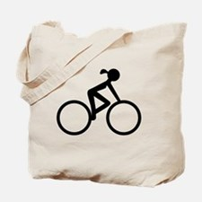 Cycle Chic Tote Bag