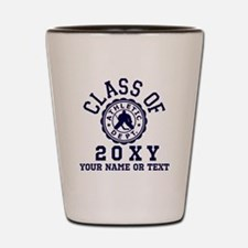 Class of 20?? Hockey Shot Glass