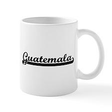 Guatemala Classic Retro Design Mugs